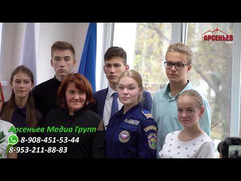 Президентский десант высадился в Арсеньеве.