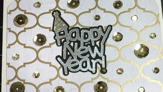 Happy New Year Card