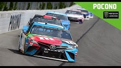 Monster Energy NASCAR Cup Series - Full Race - Pocono 400