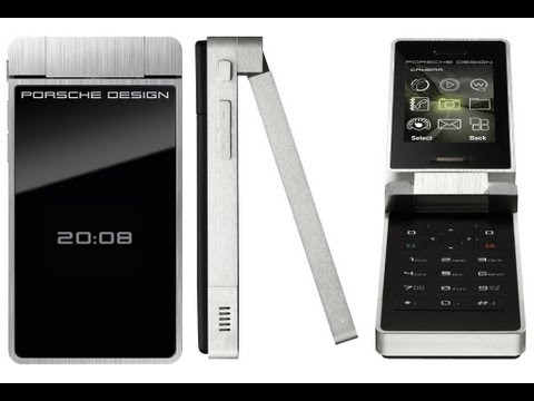 porsche design mobile phone preview youtube. Black Bedroom Furniture Sets. Home Design Ideas