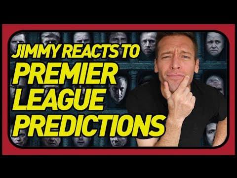 REACTING TO MY 2016/17 PREMIER LEAGUE PREDICTIONS!!!