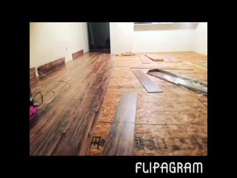 Floating Floors Over Carpet Youtube