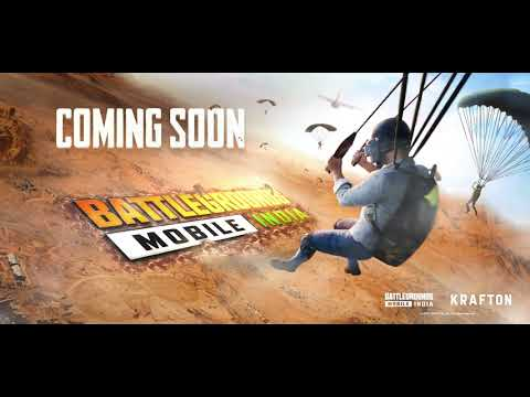 Battlegrounds Mobile India Official Trailor | PUBG Back In Indian Version