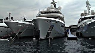 На яхтенное шоу в Монако прибыли 125 суперъяхт (новости)