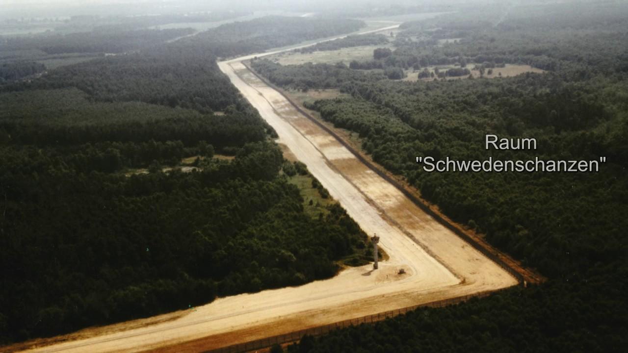 Verlauf Ddr Grenze Karte.Innerdeutsche Grenze Im Raum Lübeck