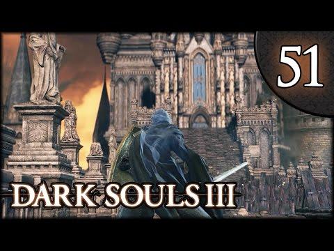 Let's Play Dark Souls 3 Gameplay Walkthrough (Herald) - Part 51: The Bridge of Doom