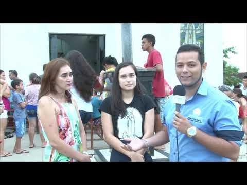 VT - CAFÉ DA MANHÃ PARTILHADO CAMPO LINDO  - FESTA DE SÃO SEBASTIÃO 2020 - PASCOM - RERIUTABA-CE