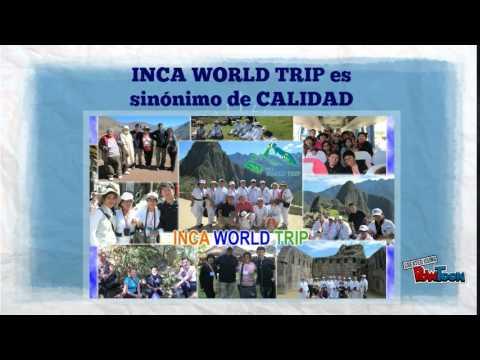 [Inca World Trip] Travel & Tourism Agency