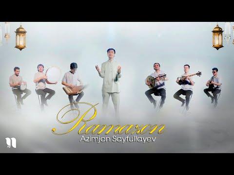 "Azimjon Sayfullayev (Gruppa ""AS"") - Ramazon (Official Music Video)"