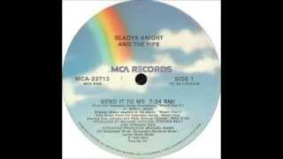 Gladys Knight & The Pips - Send It To Me (Extended Version)