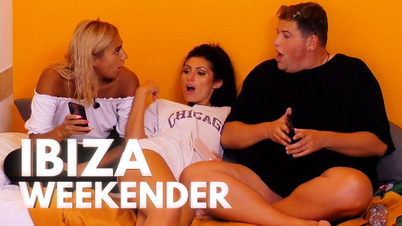 David Gets A Match On Tinder | Ibiza Weekender