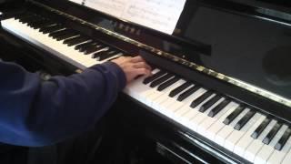 Princess Mononoke Main Theme: EXTENDED, For Piano, By Joe Hisaishi