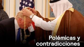 Donald Trump en Arabia Saudita: Polémicas y contradicciones - Despierta con Loret