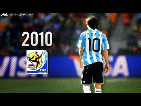 Lionel Messi ? World Cup ? 2010 HD