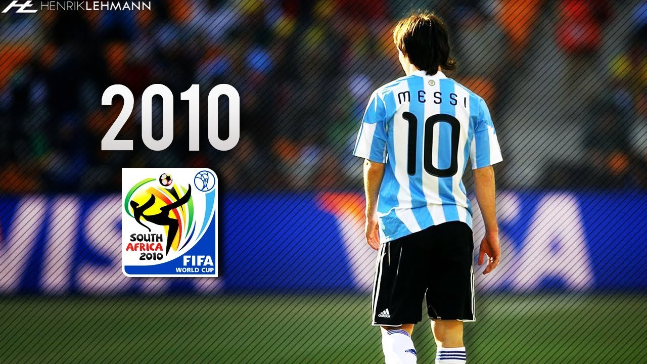 Download Lionel Messi ● World Cup ● 2010 HD