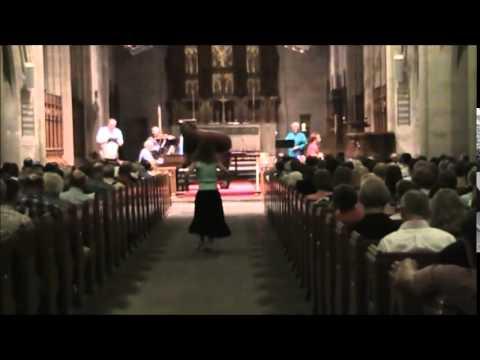 Holden Evening Prayer Psalm 141 Let my Prayer Rise up - Dance
