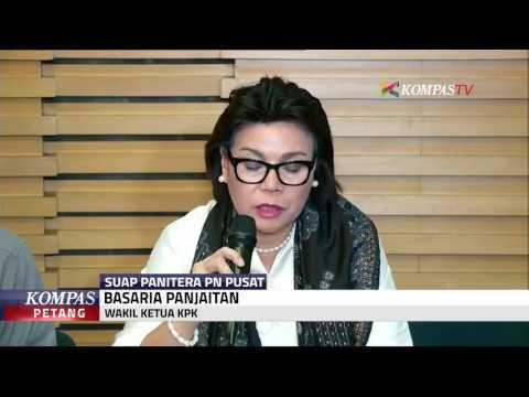 KPK Tetapkan Panitera PN Jakpus sebagai Tersangka Kasus Suap