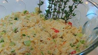 Betty's Turkey Salad