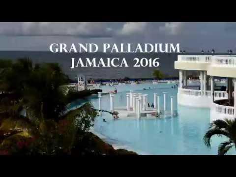 Grand Palladium Lady Hamilton Resort Jamaica 2016 | Travel Vlog | Nikki Woon