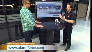 Summer Security with AlarmForce