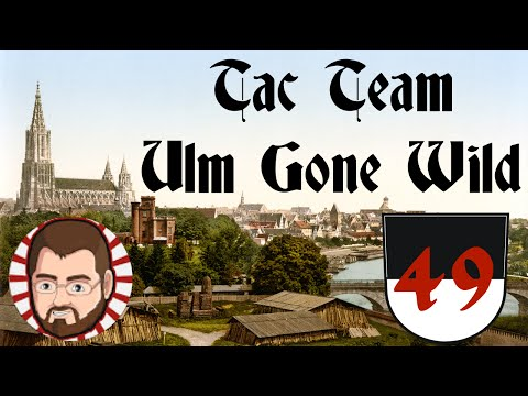 Wyoming and Colonizing [49] Tac Team Ulm Gone Wild EU4