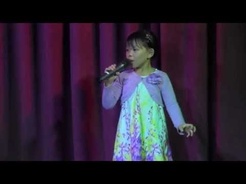 Kids Performing™ presents Popstar of the Year 2015 (Category A) - Chloe Choy Yu Xuan