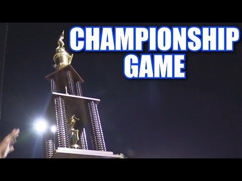 GREATEST CHAMPIONSHIP GAME EVER! | Offseason Softball League