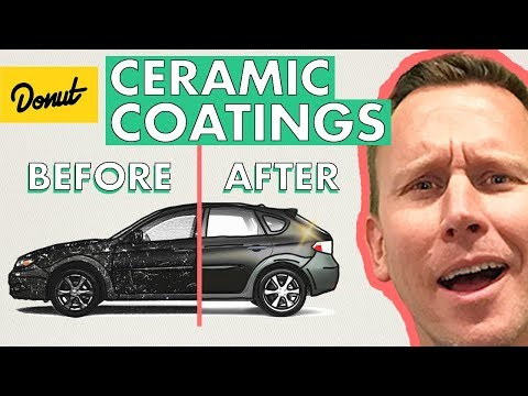 CERAMIC COATING - How it Works | SCIENCE GARAGE