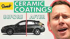 CERAMIC COATING - How it Works | SCIENCE GARAGE