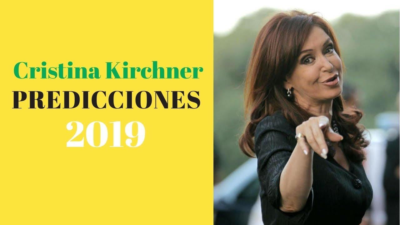 5d213f5de PREDICCIONES Cristina Kirchner 2019