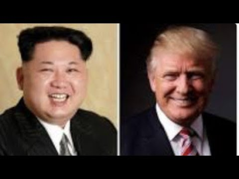"Breaking: ""Can We Be Friends""? Trump and Kim Jong Un"