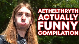"""ОФИЦИАЛНАТА"" AETHELTHRYTH FUNNY COMPILATION"