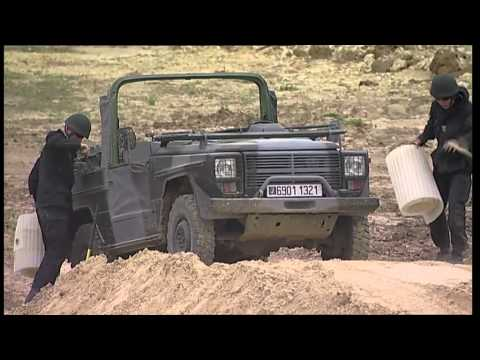 Eurosatory 2014 outdoor live demonstrations