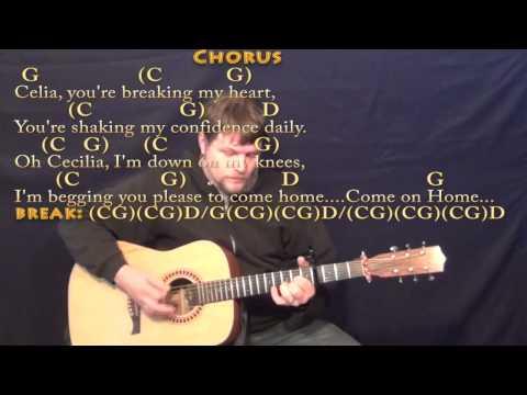9.7 MB) Cecilia Simon And Garfunkel Chords - Free Download MP3