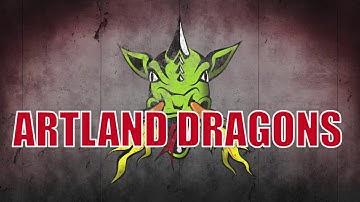Artland Dragons Team Präsentation Richie's Bistro & Sportsbar
