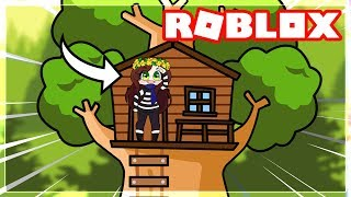 THE MOST BEAUTIFUL TREEHOUSE! Roblox
