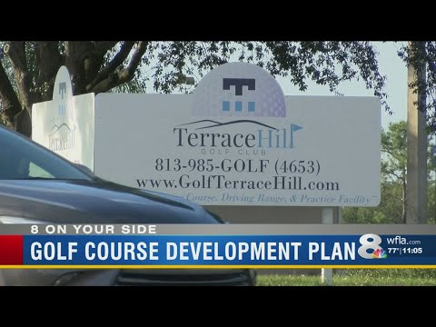 Proposal to redevelop golf course prompts concerns in Temple Terrace