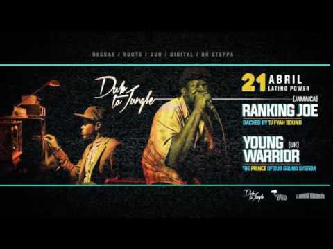 Young Warrior - Dub to Jungle Bogotá (AUDIO FULL SHOW)