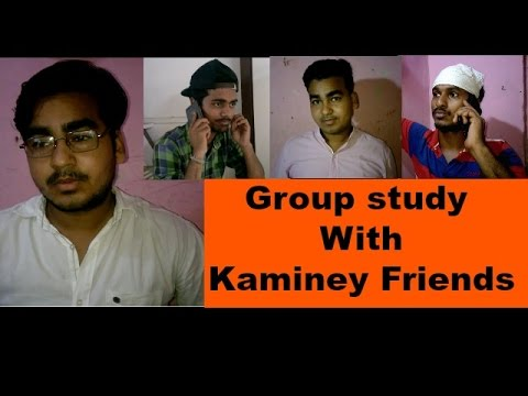 Group Study - The Friendship Project