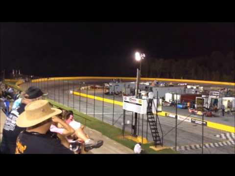 Cole Glasson Wins NASCAR Whelen All American Series Race At Anderson Motor Speedway