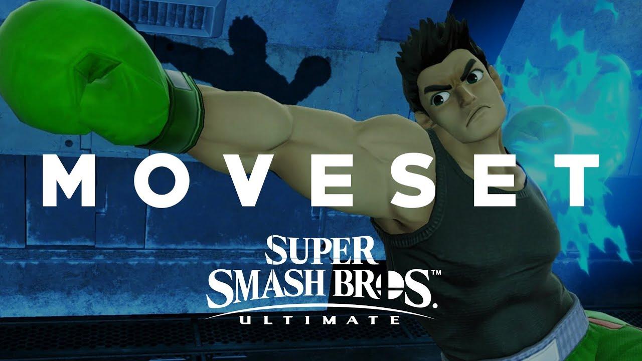 Super Smash Bros  Ultimate Character Profiles: Little Mac | Shacknews