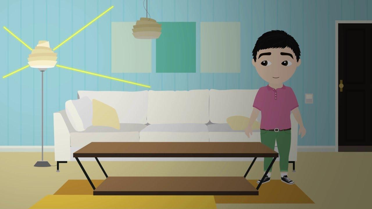 licht und schatten youtube. Black Bedroom Furniture Sets. Home Design Ideas