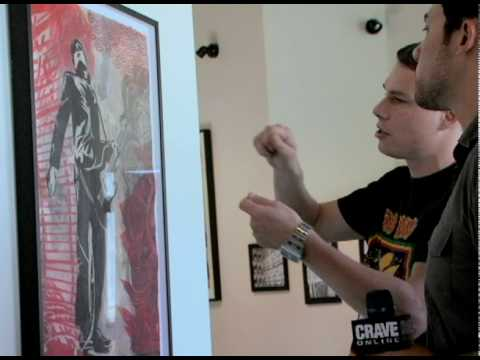 CraveOnline - Shepard Fairey Interview, Pt. 4