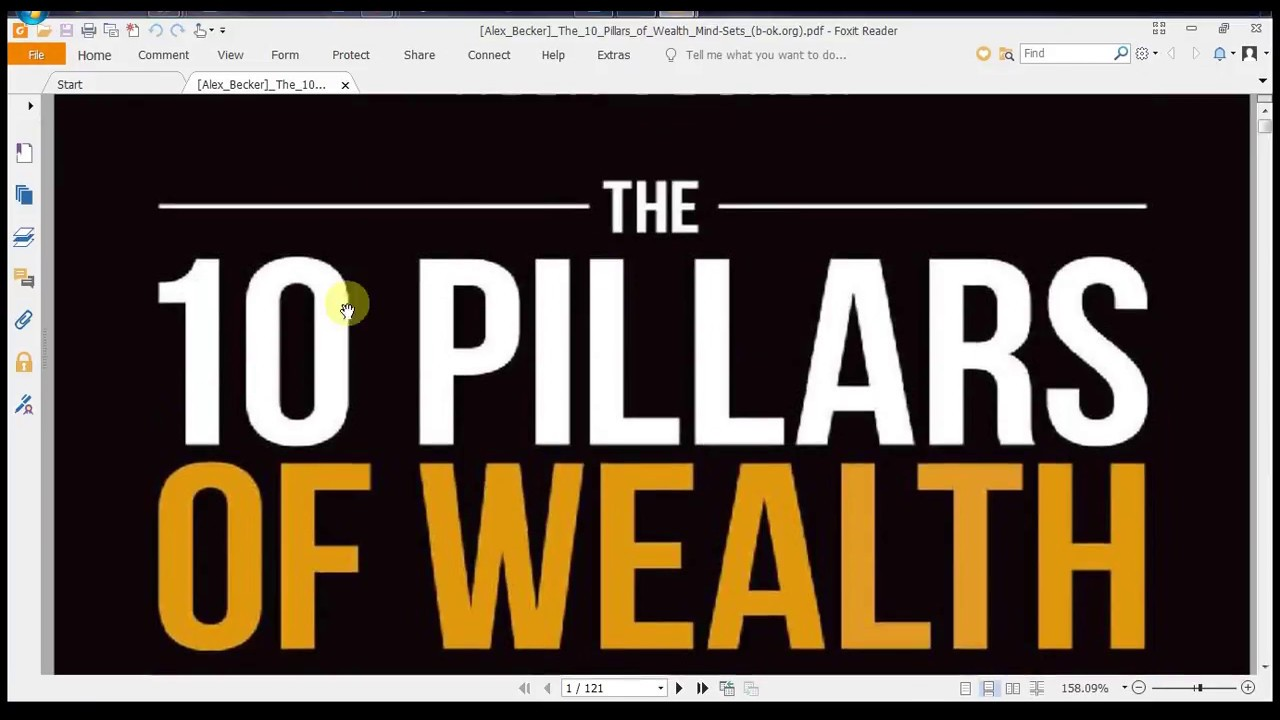 10 pillars of wealth alex becker pdf free download
