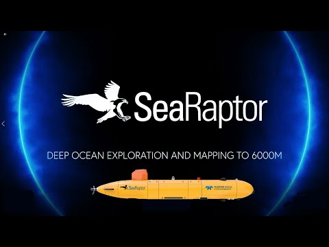 Deep Sea Survey and Mapping with the Teledyne Gavia SeaRaptor AUV