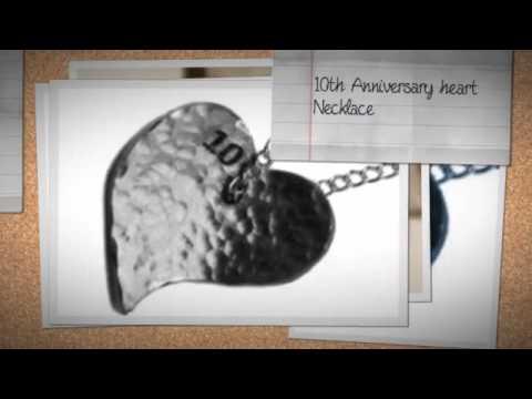 10 year anniversary tin gifts from pirantin youtube