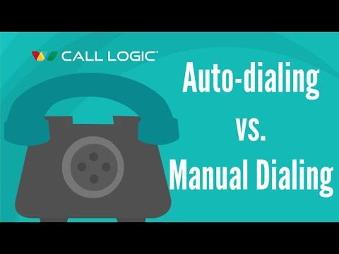 Why Manual Dial Leads When You Can Auto Dial?