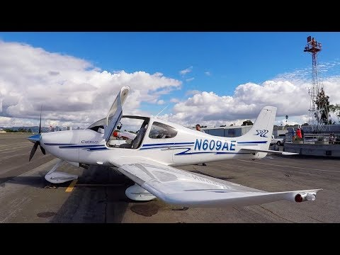 ATC scolding, $150 landing fee, 777 wake warning = Average SoCal Flying day  Cirrus SR22