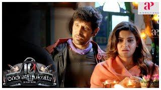 Samantha Hit Movies | 10 Endrathukulla Tamil Movie | Samantha reveals her love to Vikram
