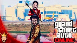 Roket vs Zentorno | GTA 5 Türkçe Online Multiplayer | Bölüm 60